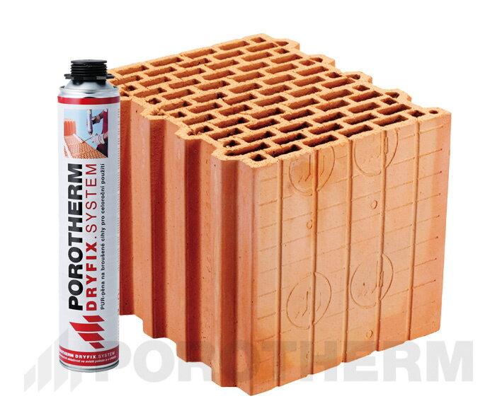 Porotherm 30 profi dryfix p10
